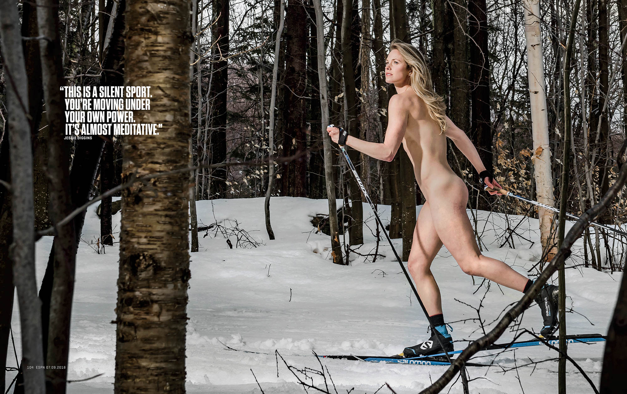 ESPN, Body Issue